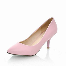 Leatherette Stiletto Pumps For Party/Office (More Colors)
