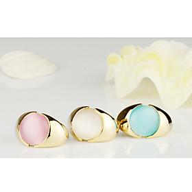 High Quality Opal Ear Studs