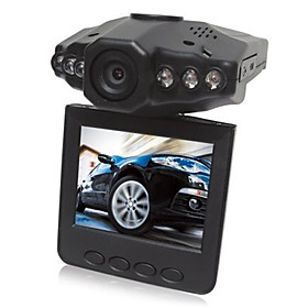 HD Portable DVR Camcorder Car Camera W360 with 2.5 TFT LCD Screen