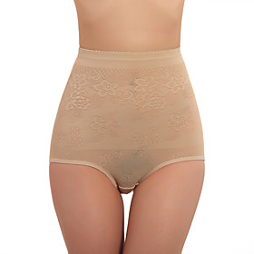 High Waist Cotton Shaping Panty