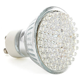 GU10 4W 360LM Cold White Light LED Spot Bulb (110V)