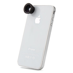 Detachable 0.67X Wide Angle Macro Lens for iPhone, iPad  Other Cellphone
