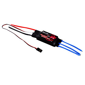 60A Electronic Speed Controller Brushless Motor ESC