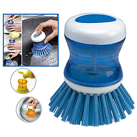 Kitchen Helper Pot Pan Cleaning Brush