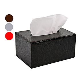 Luxury Rectangular Tissue Box