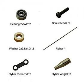 Flybar Set (CH450-010)