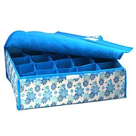 20-Compartment Soft Lid Storage Box