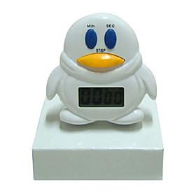 Penguin Design Magnetic Kitchen Cooking Digital Timer