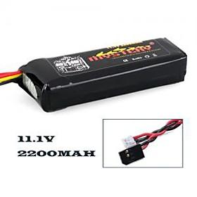 MYSTERY 2200mAh 11.1V 3S1P LiPoly Battery Futaba for Equipment(MY223A)