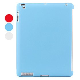 Protective TPU Case for the New iPad and iPad 2 (Assorted Colors)