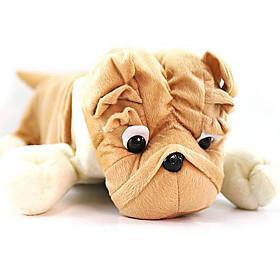 Mangy Dog Tissue Box Holder