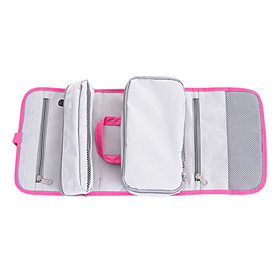 Fashionable Travel Wash and Cosmetics Bag