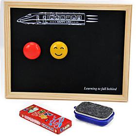 Happy Train Wooden Message Board