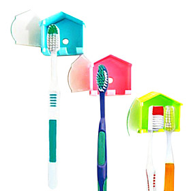Small House Toothbrush Holder