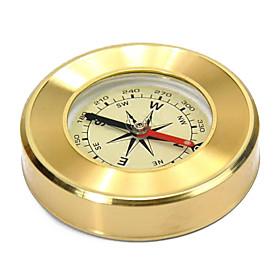 Mini Gold Style Compass