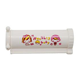 Round Cartoon Toothpaste Squeezer