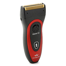 Strong Wind Electric Shaver (Black  Red)
