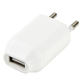 USB AC Adapter for iPhones and Kindles (EU Plug)