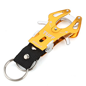 Medium Size Aluminium Ring Carabiner Clip