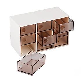 9-Grid Drawer Storage Box