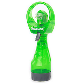 Portable Mini Fan with Water Spray Function