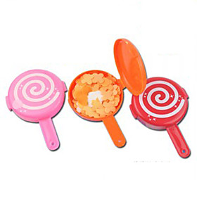 Flower Lollipop Style (Assorted Colors)