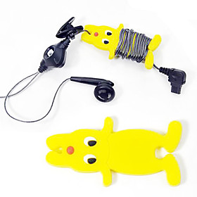 Cartoon Animal Cable Winder (Assorted Colors)