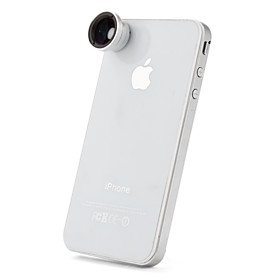0.67X Wide Angle Macro Lens for iPhone, iPad  Other Cellphone