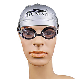 Unisex SM127 Anti-Fog Plating Swimming Goggles