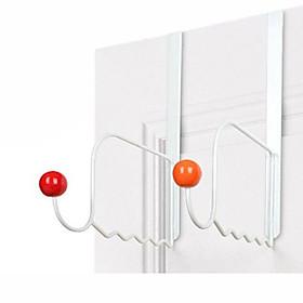 Seamless Over The Door Hook (2 Pack)