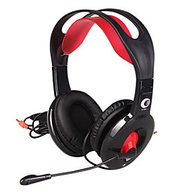 3.5mm G160 High Fidelity Stereo Headband Headphone with Microphone