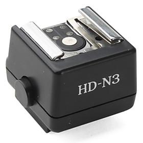 Flash Hot Shoe Adapter HD-N3