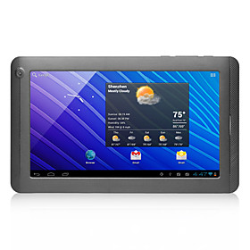 Newsmy T3 - 7 Inch Capacitive Android 4.0 Tablet with 5 Points Touch (8GB, 1.2GHz, 3G Capability)