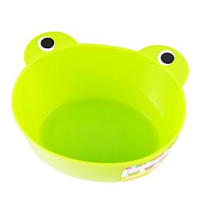 Cartoon Design Middle Size Food Bowl (Random Color)