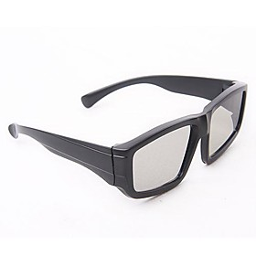 Square Fashion 3D Glasses