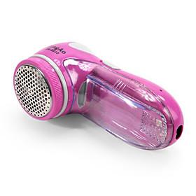 Potable Rechargeable Velvet Ball Shaver (Pink)