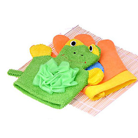 Children's Bath Gloves