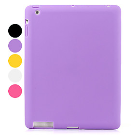 Protective Silicone Case for the New iPad and iPad 2 (Assorted Colors)