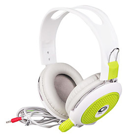 3.5mm G886 Stereo High Fidelity Headphone with Microphone