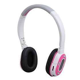 Card MP3 Headphone Stereo Headphone Headset With Bluetooth (Recordable)