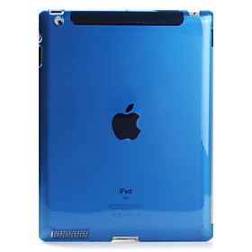 Protective Back Case Compatible with Original Smart Cover for Apple The New iPad