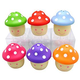 Lovely Mushroom Design Toothpick Holder
