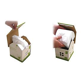 House Style Tissue Box