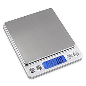 Digital LCD Kitchen Scale (0.1g - 3000g)