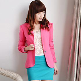 Popular Lady Leisure Jacket Coat
