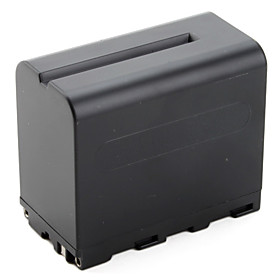 Pisen Equivalent Rechargeable Battery for Sony F970