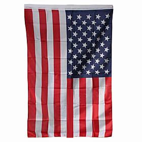 Terylene America National Flag