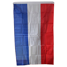 Terylene Luxembourg National Flag