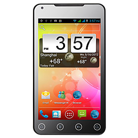 Starlight Note - 3G Android 4.0 Smartphone with 5.0 Inch Capacitive Touchscreen (Dual SIM, GPS, WiFi)