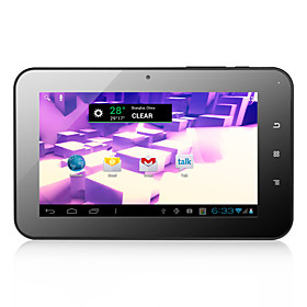 Matrix - Super Thin Android 4.0 ICS Tablet with 7 Inch Capacitive Screen (8GB, 1.2GHz, HDMI Out)